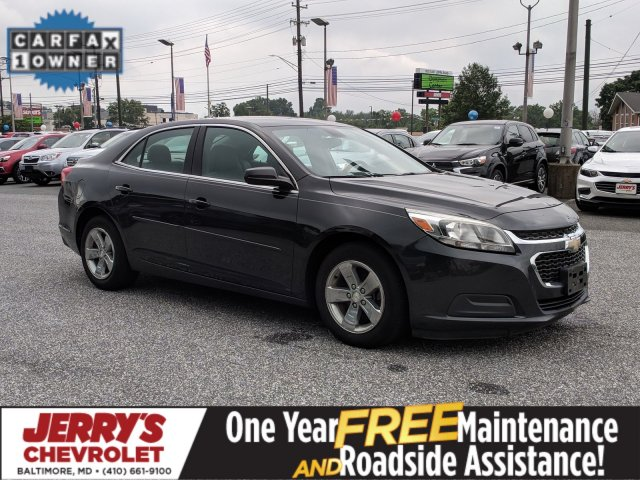 Pre-Owned 2014 Chevrolet Malibu LS