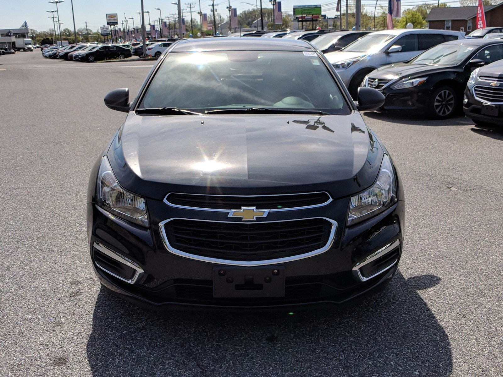 Pre-Owned 2015 Chevrolet Cruze LS 4dr Car In Parkville