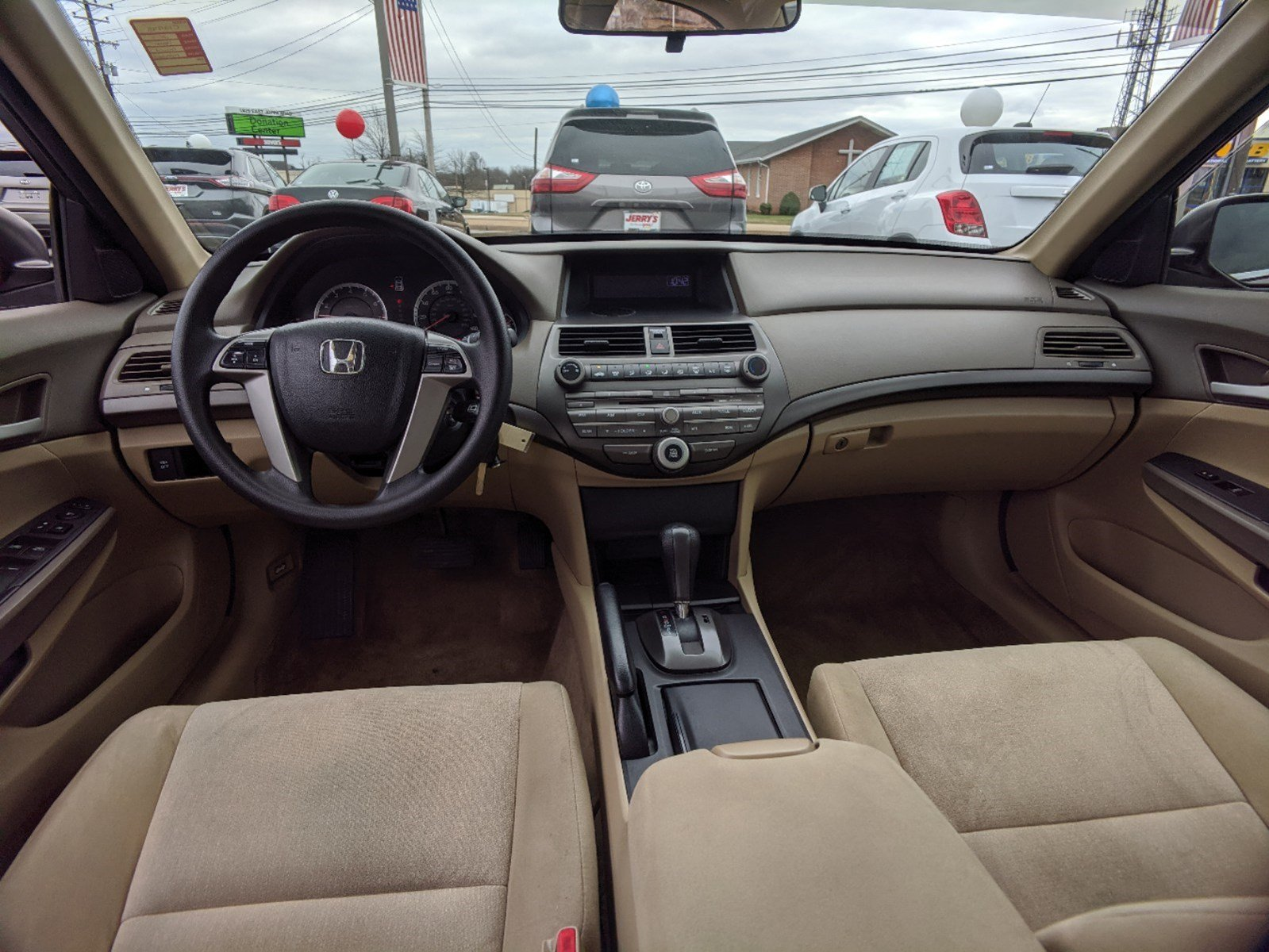 Pre-Owned 2010 Honda Accord Sdn LX-P