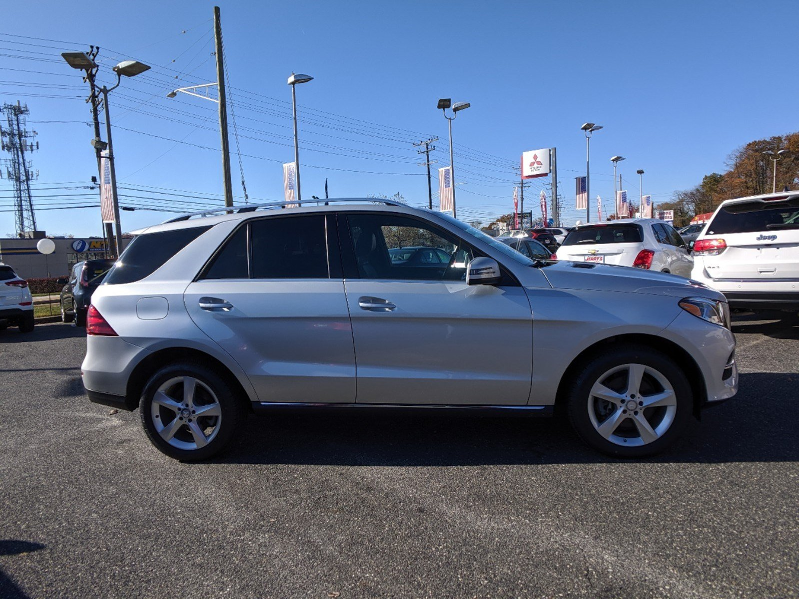 Pre-Owned 2016 Mercedes-Benz GLE 350