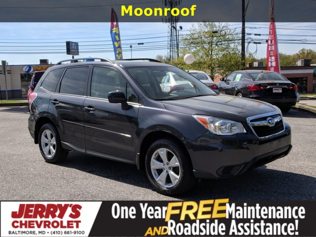 Pre-Owned 2016 Subaru Forester 2 5i Premium AWD