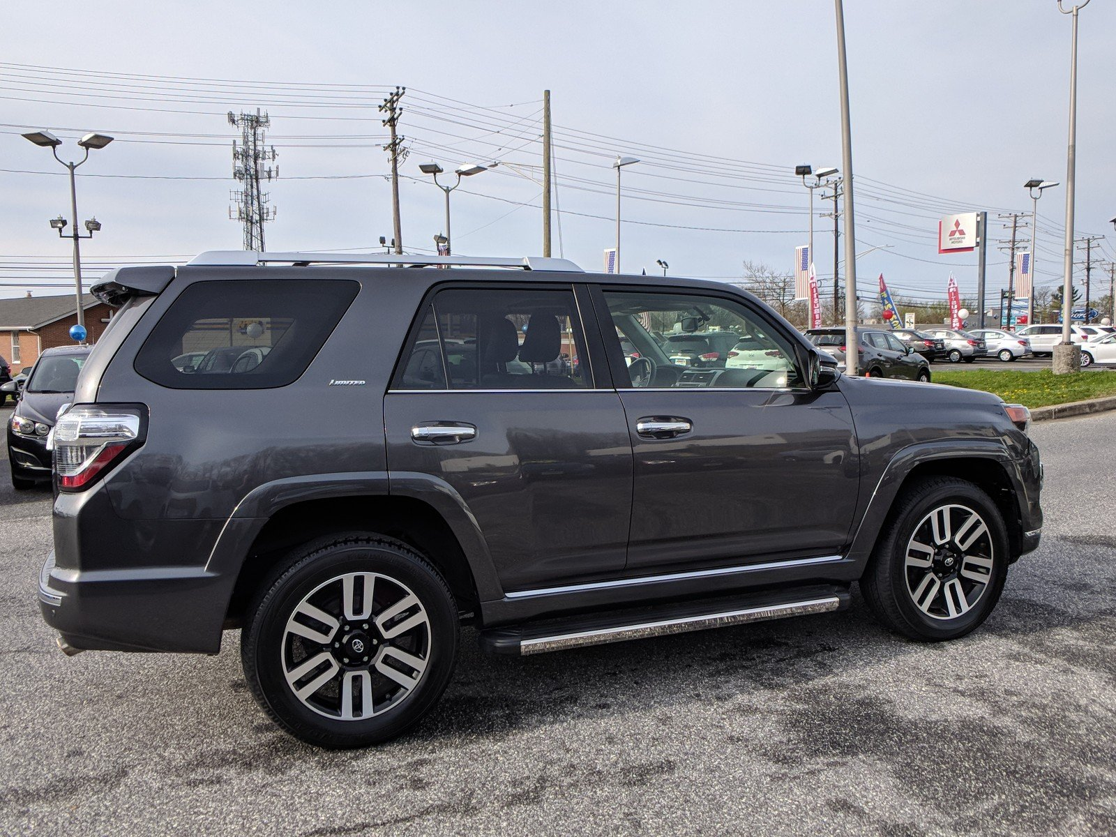 Pre-Owned 2016 Toyota 4Runner Limited