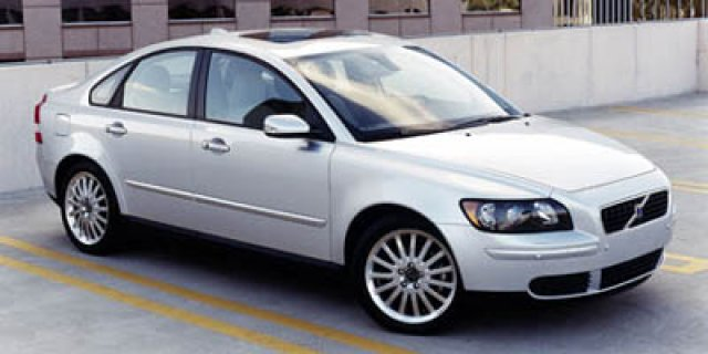 Pre-Owned 2007 Volvo S40 2.5L Turbo