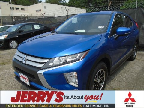 New 2020 Mitsubishi Eclipse Cross ES FWD