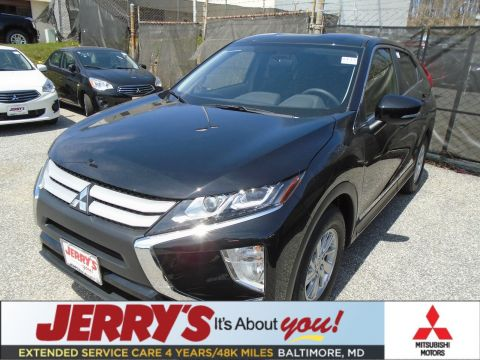 New 2018 Mitsubishi Eclipse Cross ES S-AWC