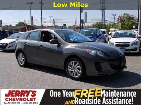 Pre-Owned 2013 Mazda 3 i Touring